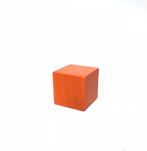 Würfel 30x30x30mm orange